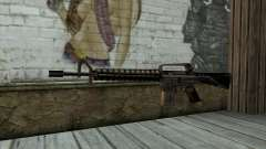 M16 from Beta Version для GTA San Andreas