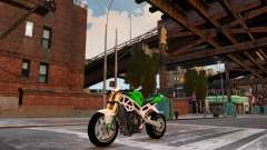 Kawasaki Ninja 636 Stunt