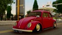 Volkswagen Beetle для GTA San Andreas