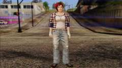 Mila 2Wave from Dead or Alive v10 для GTA San Andreas
