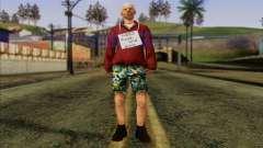 Член отряда IAЫ Skin 1 для GTA San Andreas