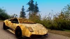 Lamborghini Murcielago Camo SV для GTA San Andreas