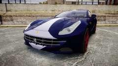 Ferrari FF 2012 Pininfarina Blue
