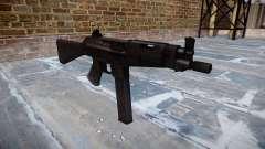 Пистолет-пулемет Taurus MT-40 buttstock1 icon1 для GTA 4