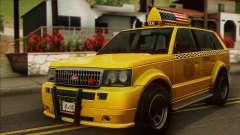 VAPID Huntley Taxi (Saints Row 4 Style)