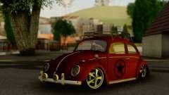 Volkswagen Fusca 1976 Rust Camber для GTA San Andreas