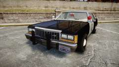 Ford LTD Crown Victoria 1987 Police CHP2 [ELS] для GTA 4