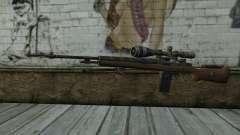 M21 from Battlefield: Vietnam для GTA San Andreas