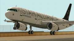 Airbus A321-200 Air New Zealand (Star Alliance)