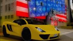 Pegassi Vacca (HQLM) для GTA San Andreas