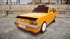 Tofas Kartal SLX Taxi