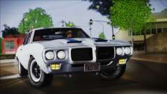 Pontiac Firebird Trans Am Coupe (2337) 1969 для GTA San Andreas