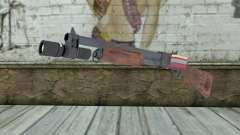 Shotgun from Primal Carnage v2