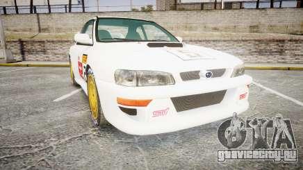 Subaru Impreza WRC 1998 SA Competio для GTA 4