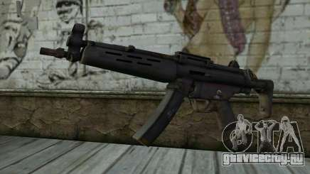 MP5 from FarCry 3 для GTA San Andreas