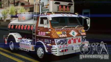 Isuzu ELF для GTA San Andreas