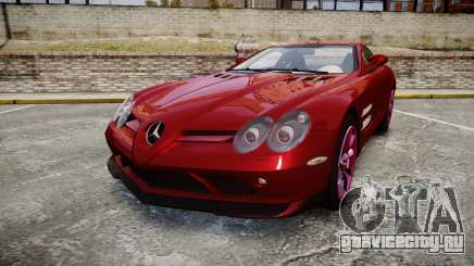 Mercedes-Benz SLR 722 2005 для GTA 4