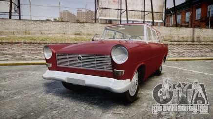 FSO Warszawa Ghia Kombi 1959 для GTA 4