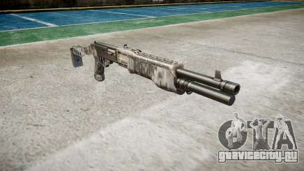 Ружьё Franchi SPAS-12 Ghotex для GTA 4