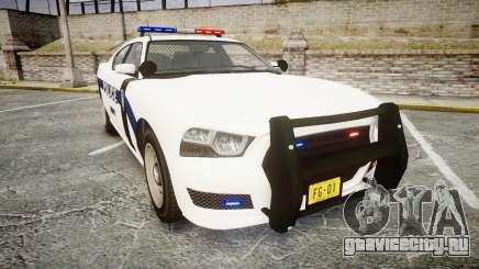 GTA V Bravado Buffalo Liberty Police [ELS] для GTA 4