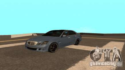 Mercedes-Benz W212 (Wheeljack from TF 3) для GTA San Andreas
