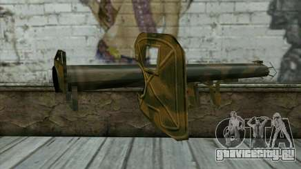 Panzerschreсk from Day of Defeat для GTA San Andreas