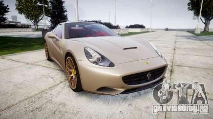Ferrari California [EPM] для GTA 4