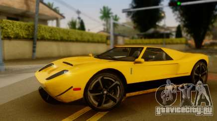 GTA 5 Bullet для GTA San Andreas