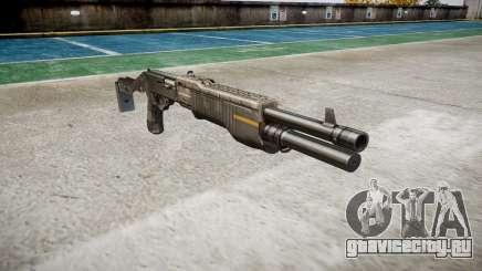 Ружьё Franchi SPAS-12 CE Digital для GTA 4