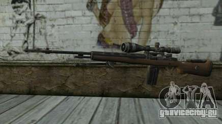 M21 from Battlefield: Vietnam для GTA San Andreas