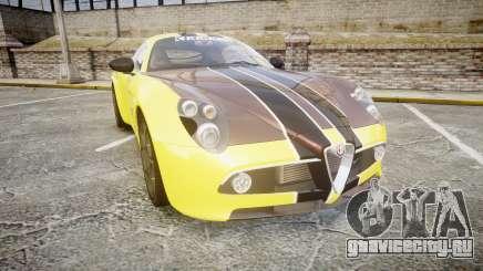 Alfa Romeo 8C Competizione купе для GTA 4