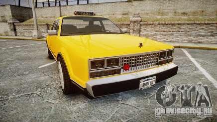 Albany Romans Taxi для GTA 4