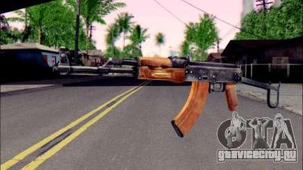 АКМc from ArmA 2 для GTA San Andreas