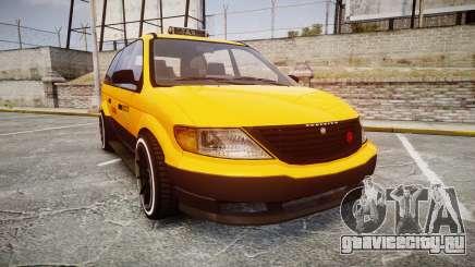 Schyster Cabby Taxi для GTA 4