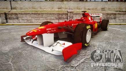 Ferrari 150 Italia Massa для GTA 4