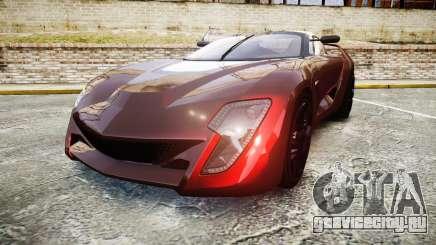 Bertone Mantide 2009 для GTA 4