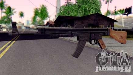 Автомат (Death to Spies 3) для GTA San Andreas