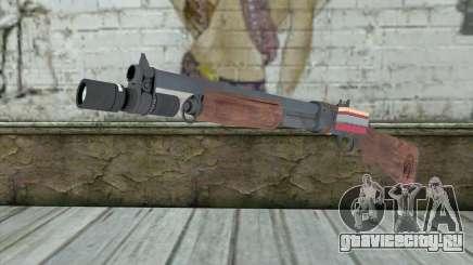 Shotgun from Primal Carnage v2 для GTA San Andreas