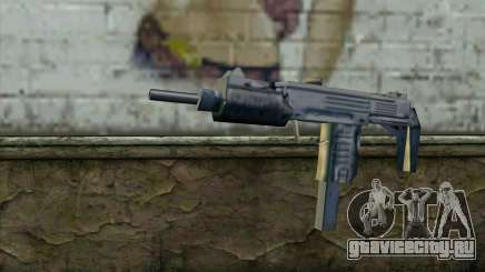 Uzi from Beta Version для GTA San Andreas