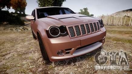 Jeep Grand Cherokee SRT8 rim lights для GTA 4