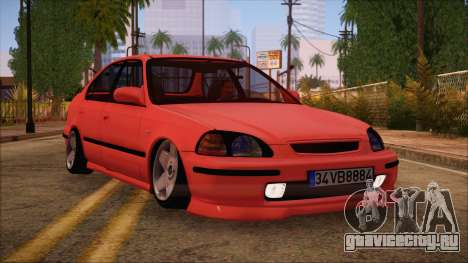 Honda Civic 34 VB 8884 для GTA San Andreas