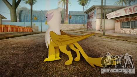 Gilda from My Little Pony для GTA San Andreas второй скриншот