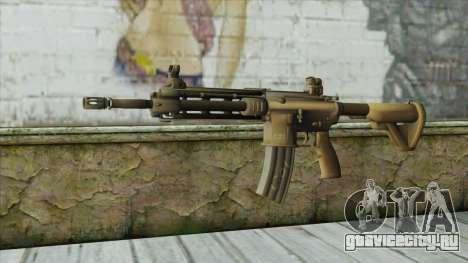 M4 from Battlefield 4 для GTA San Andreas