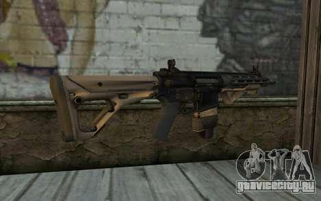 SIG-556 для GTA San Andreas второй скриншот