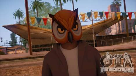 GTA 5 Online Skin 6 для GTA San Andreas третий скриншот
