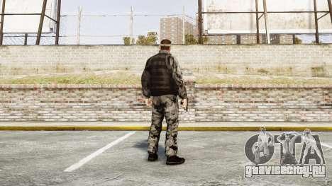 Medal of Honor LTD Camo2 для GTA 4 третий скриншот