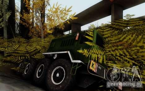 Трасса для бездорожья 3.0 для GTA San Andreas второй скриншот
