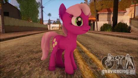 Cheerilee from My Little Pony для GTA San Andreas