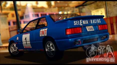 Maserati Ghibli II Cup (AM336) 1995 [ImVehFt] для GTA San Andreas двигатель