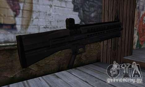 Combat Shotgun from State of Decay для GTA San Andreas второй скриншот